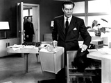 Big Clock, Harry Morgan, Ray Milland, 1948, Office Photo