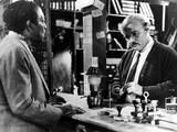 The Pawnbroker, Juano Hernandez, Rod Steiger, 1964 Photo