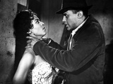 Carmen Jones, Dorothy Dandridge, Harry Belefonte, 1954, Strangle Photo