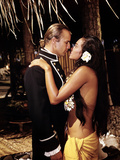 Mutiny On The Bounty, Marlon Brando, Tarita, 1962 Photo