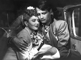 The More The Merrier, Jean Arthur, Joel McCrea, 1943 Fotografía