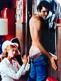 Myra Breckinridge, Raquel Welch, Roger Herren, 1970 Print