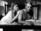 Baby The Rain Must Fall, Lee Remick, Steve McQueen, 1965 Photo