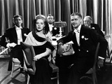 That Night In Rio, Leonid Kinsky, Alice Faye, Don Ameche, S.Z. Sakall, 1941 Photo