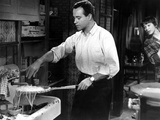 The Apartment, Jack Lemmon, Shirley MacLaine, 1960 Print