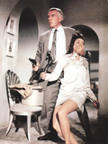 Point Blank, Lee Marvin, Sharon Acker, 1967 Poster
