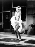 The Seven Year Itch, Marilyn Monroe, 1955 - Photo