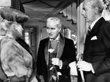 Monsieur Verdoux, Isobel Elsom, Charlie Chaplin, Arthur Hohl, 1947 Photo