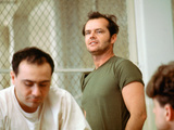 One Flew Over The Cuckoo's Nest, Danny Devito, Jack Nicholson, 1975 Photo