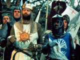 Monty Python And The Holy Grail, 1975 Julisteet