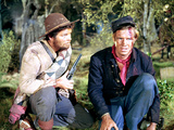 How The West Was Won, Russ Tamblyn, George Peppard, 1962 Photo