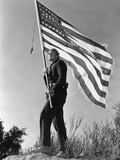The Red Badge Of Courage, Audie Murphy, 1951 Photo