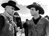 Red River, John Wayne, Montgomery Clift, 1948 - Poster