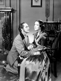 The Barretts Of Wimpole Street, Fredric March, Norma Shearer, 1934 Print