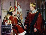 Richard III, Laurence Olivier, Ralph Richardson, 1956 Posters