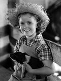 Rebecca Of Sunnybrook Farm, Shirley Temple, 1938 Print