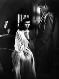 Angel Face, Jean Simmons, Robert Mitchum, 1952 Print