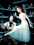 The Red Shoes, Leonide Massine, Moira Shearer, 1948 Plakat