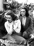Dark Victory, Bette Davis, Geraldine Fitzgerald, 1939 Photo