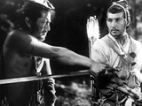 Rashomon, Toshiro Mifune, Masayuki Mori, 1950 Psteres