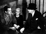 They Won't Forget, Edward Norris, Gloria Dickson, 1937, In Prison Photo