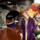 Willy Wonka And The Chocolate Factory, Gene Wilder, 1971 Photo