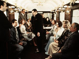 Murder On The Orient Express, 1974 Print