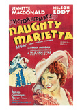 Naughty Marietta, Jeanette MacDonald, 1935 Posters