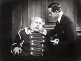 The Last Laugh, (AKA Der Letzte Mann), Emil Jannings, Hans Unterkircher, 1924 Photo