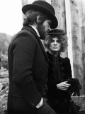 Mccabe And Mrs. Miller, Warren Beatty, Julie Christie, 1971 Photo