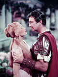 Quo Vadis, Deborah Kerr, Robert Taylor, 1951 Photo