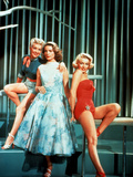 How To Marry A Millionaire, Betty Grable, Lauren Bacall, Marilyn Monroe, 1953 Poster
