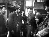 Stalag 17, Harvey Lembeck, Robert Strauss, William Holden, Richard Erdman, Neville Brand, 1953 Photo
