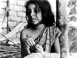 Pather Panchali, Runki Banerjee As Young Durga, 1955 Photo