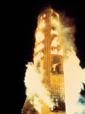 The Towering Inferno, 1974 Láminas