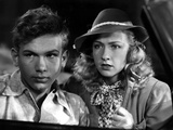 Nancy Drew - Detective, Frankie Thomas, Bonita Granville, 1938 Photo
