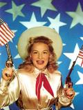 Annie Get Your Gun, Betty Hutton, 1950 Photo