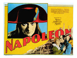 Napoleon, Albert Dieudonne, 1927 Posters