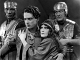 Ben-Hur, Ramon Novarro, Claire McDowell, 1925 Photo
