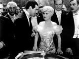 Belle Of The Nineties, Johnny Mack Brown, Mae West, 1934 Photo