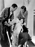 The Thin Man, William Powell, Maureen O'Sullivan, Myrna Loy, 1934 Photo