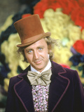 Willy Wonka And The Chocolate Factory, Gene Wilder, 1971 Poster