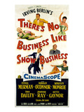 There's No Business Like Show Business, 1954 Affiches