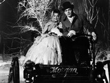 The Magnificent Ambersons, Anne Baxter, Joseph Cotten, 1942 Photo
