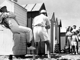 Mr. Hulot's Holiday, (AKA Les Vacances De Monsieur Hulot), Jacques Tati, 1953 Print