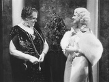 Dinner At Eight, Marie Dressler, Jean Harlow, 1933 Photo
