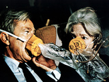 Airport, Whit Bissell, Helen Hayes, 1970 Photo