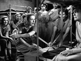Caged, Claudia Caldwell, Eleanor Parker, Marjorie Crosland, Betty Garde, 1950 Print