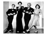 Babes In Arms, Mickey Rooney, Grace Hayes, Charles Winninger, Judy Garland, 1939 Photo