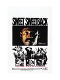 Sweet Sweetback's Baadasssss Song, Melvin Van Peebles, 1971 Foto